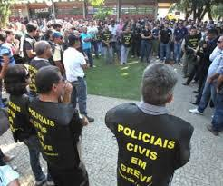 Polícia Civil de GO entra em greve por tempo indeterminado
