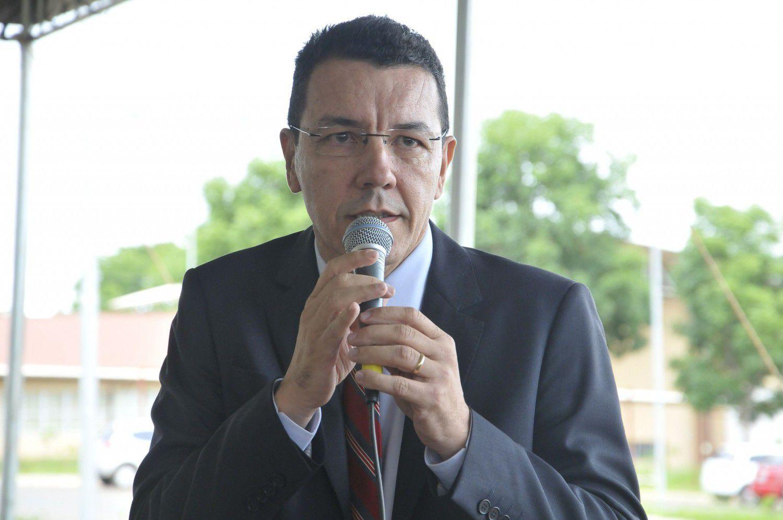 Reitor da UFG Edward Madureira | Foto: Divulgação