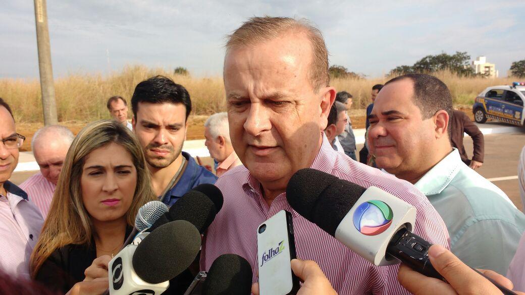 Paulo Garcia deixou a Prefeitura de Goiânia com mais de 70% de rejeição | Foto: Valdemy Teixeira