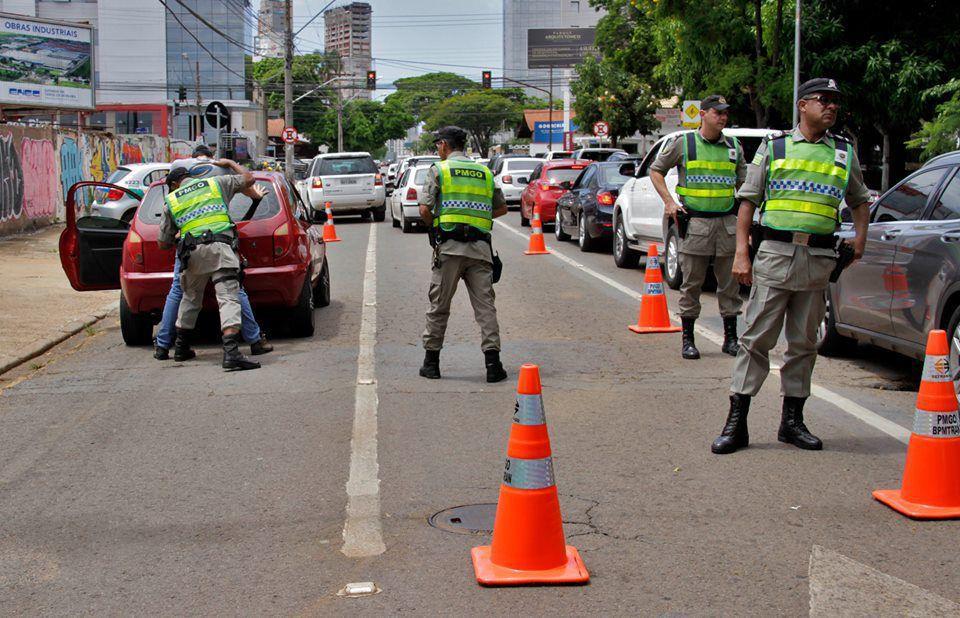 Isenção de IPVA   Carros com mais de 10 anos voltam a ser isentos de IPVA em Goiás   Foto: Divulgação/ PM-GO