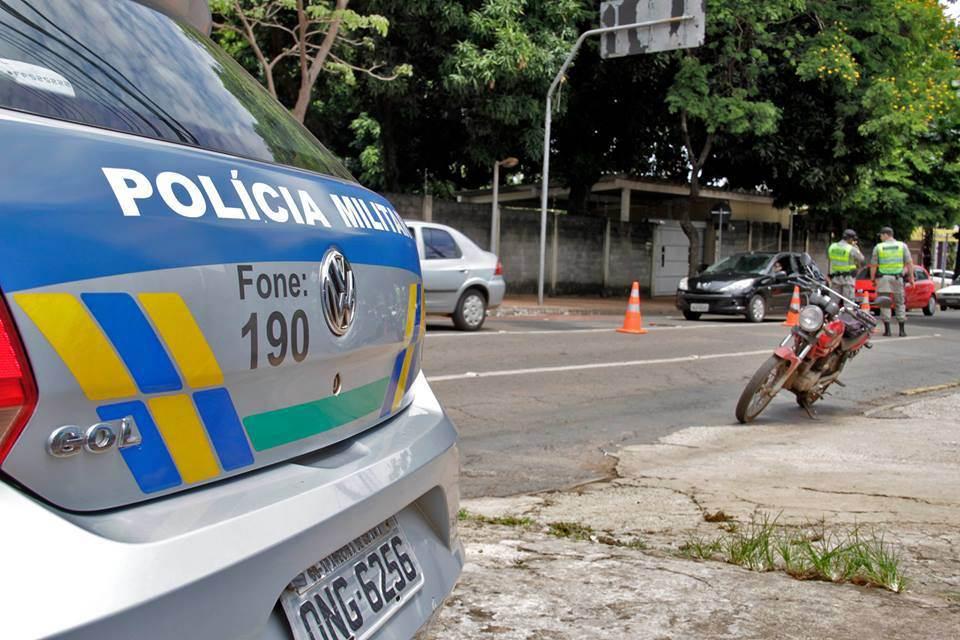 Secretaria de Segurança Pública apresenta relatório com redução na criminalidade em Goiás | Foto: Divulgação  / PMGO