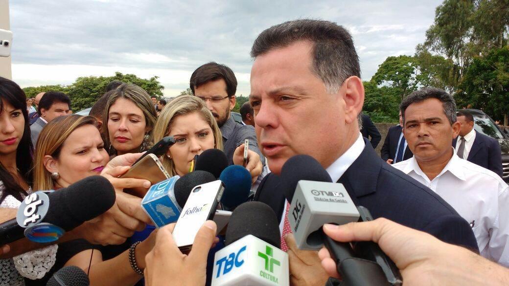 Governador de Goiás Marconi Perillo | Foto: Guilherme Coelho/ Folha Z