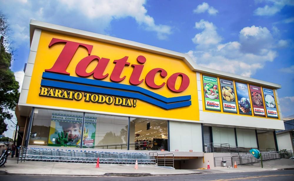 Supermercados Tatico completam 6 unidades na Grande Goiânia   Foto: Divulgação