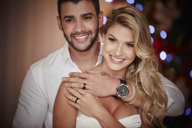Gusttavo Lima e Andressa Suita esperam primeiro filho | Foto: Reprodução