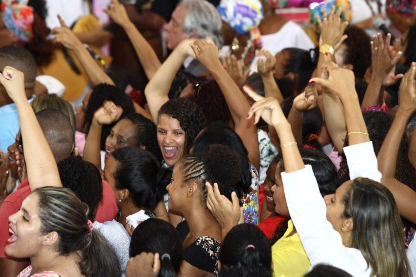 Goiânia tem 60.287 mulheres a mais do que homens | Foto: Mateus Pereira/ GOVBA