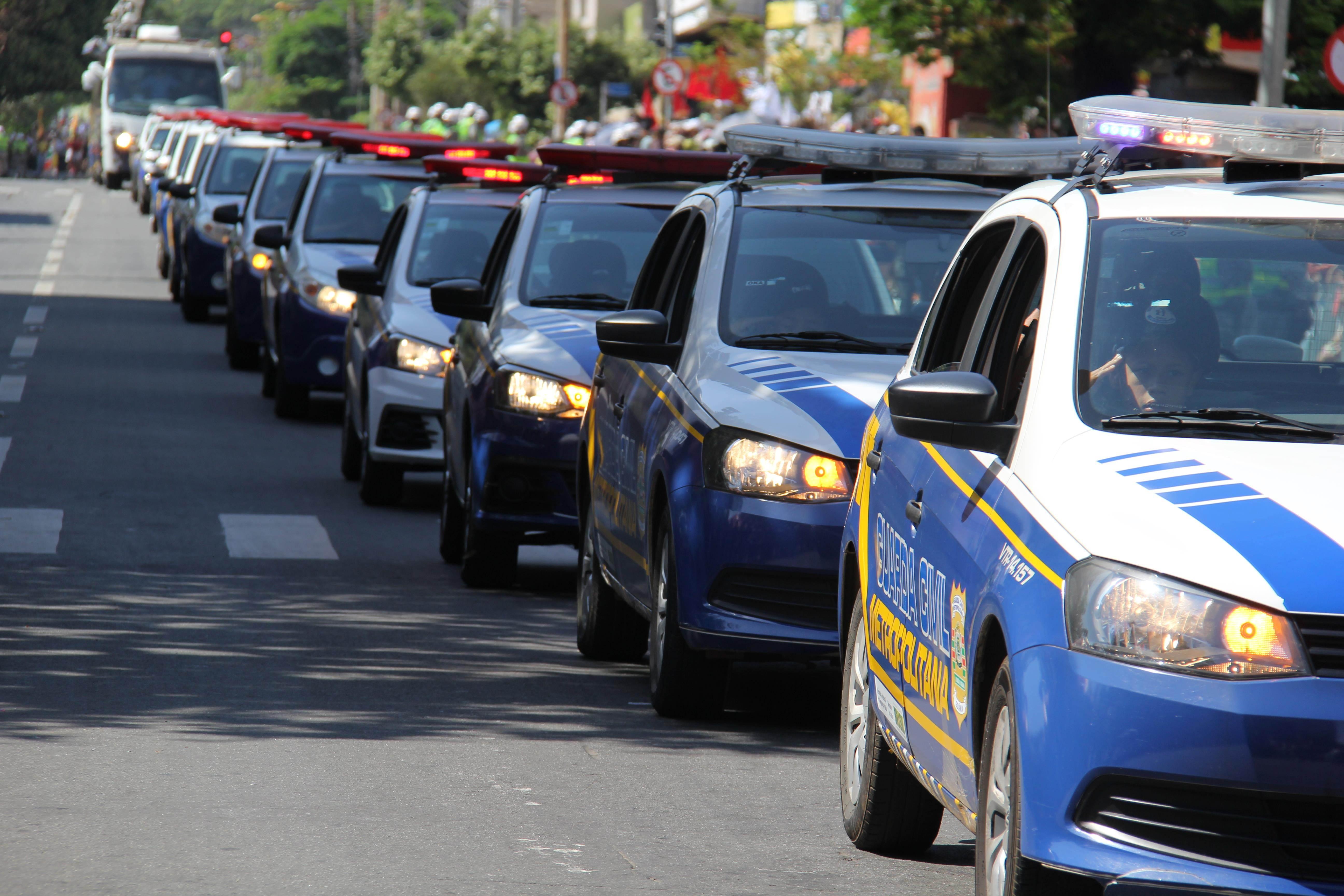 Guarda Municipal à procura de identidade própria   Foto: Cecílio Alves