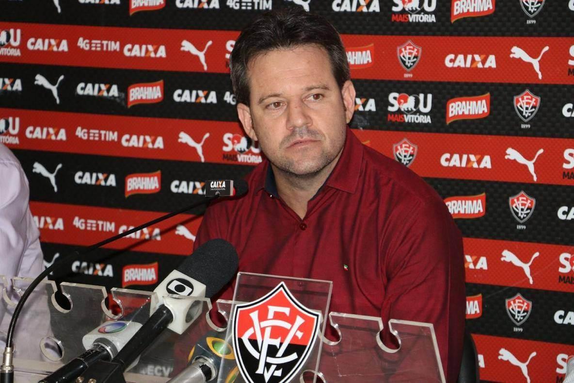 Argel é o novo técnico do Goiás | Foto: divulgação