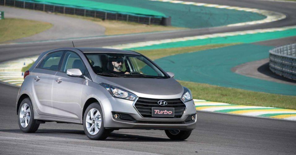 1º lugar Hyundai HB20 | O queridinho dos bandidos