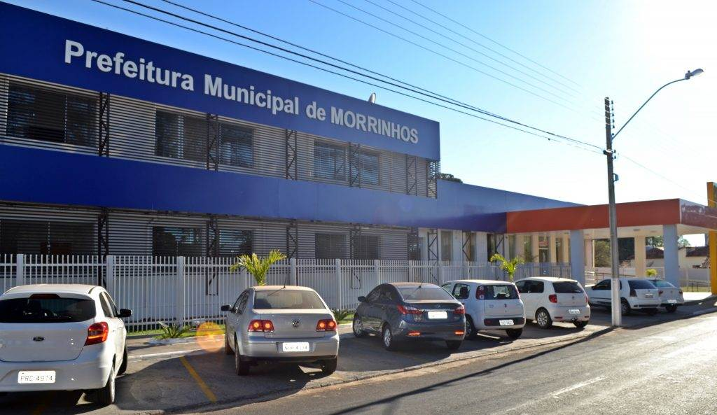 Concurso da Prefeitura de Morrinhos preenche mais de 200 vagas permanentes | Foto: Divulgação/Prefeitura