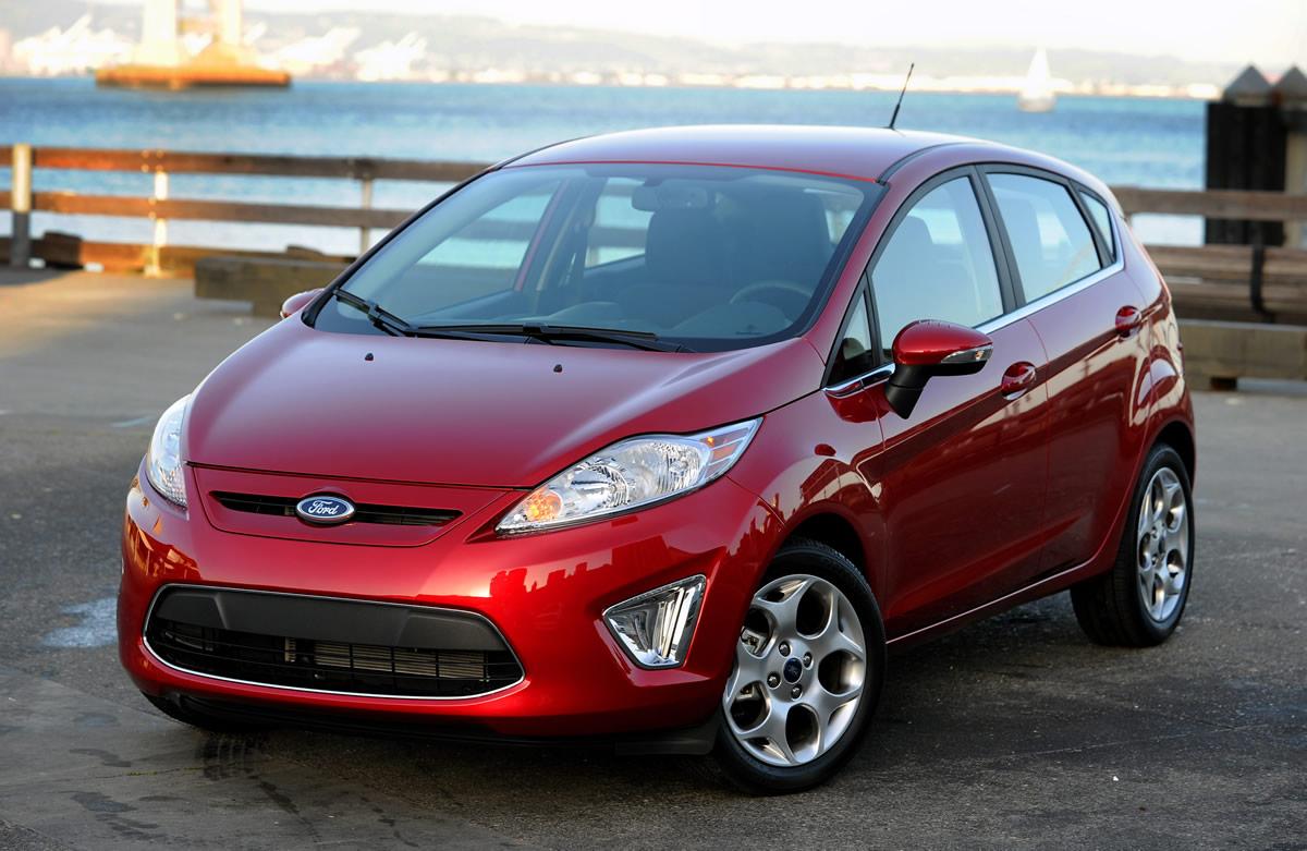 7º lugar: Ford New Fiesta – 29 pontos   Foto: Divulgação