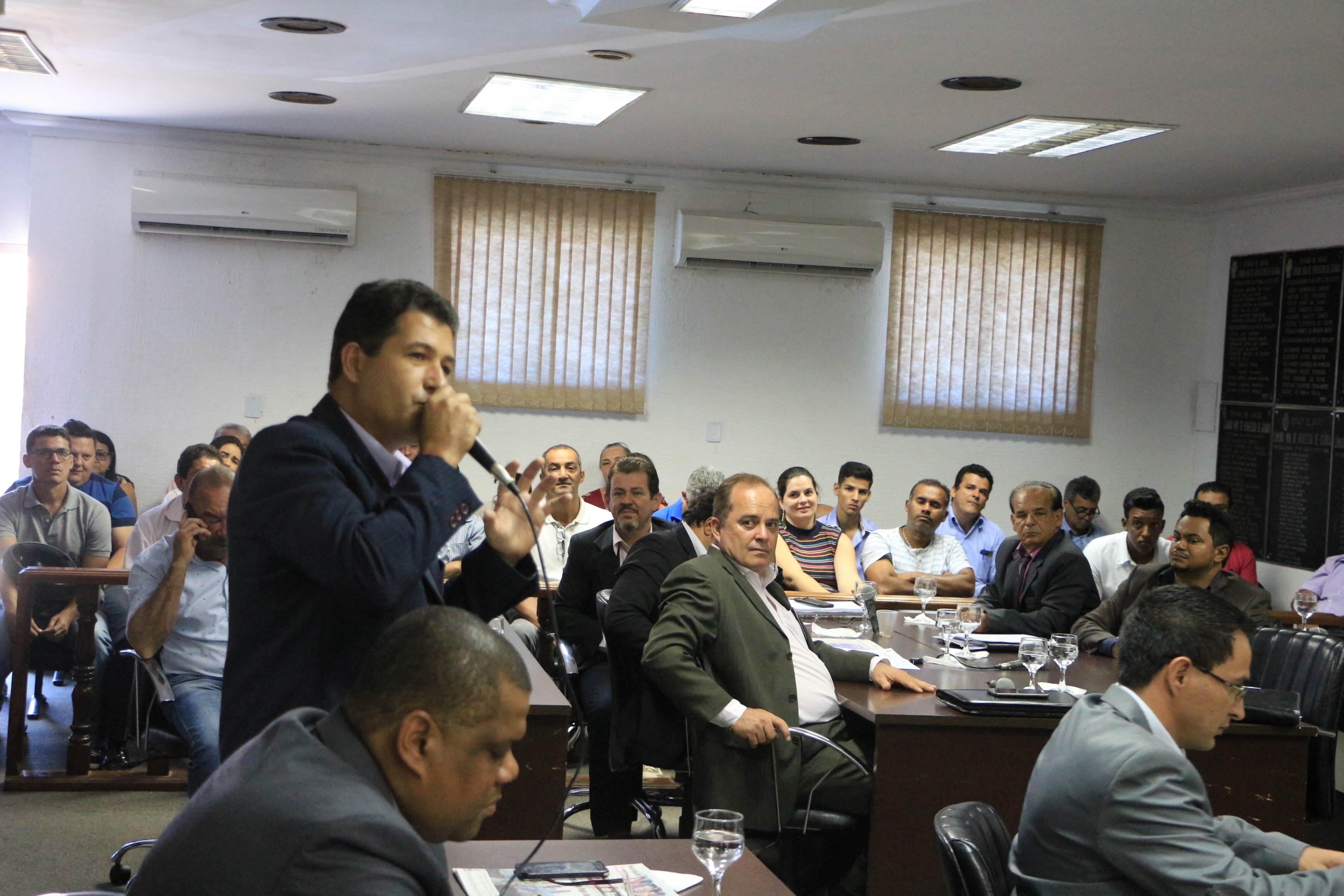 Vereador Rosildo (PP) | Foto: Reprodução