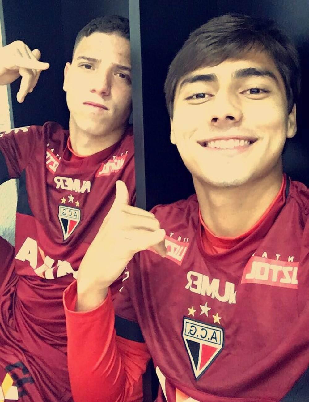 Jovens serão emprestados para o time de São Paulo | Foto: Reprodução/Redes