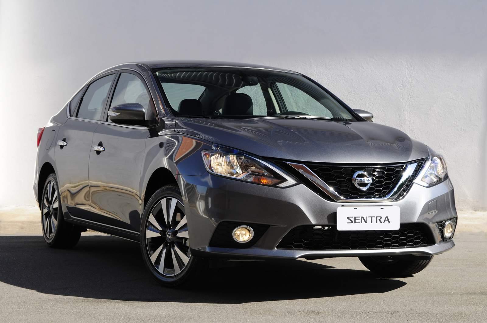 Novo Sentra ficou em segundo lugar no quesito segurança de acordo com o índice Car Group   Foto: Divulgação