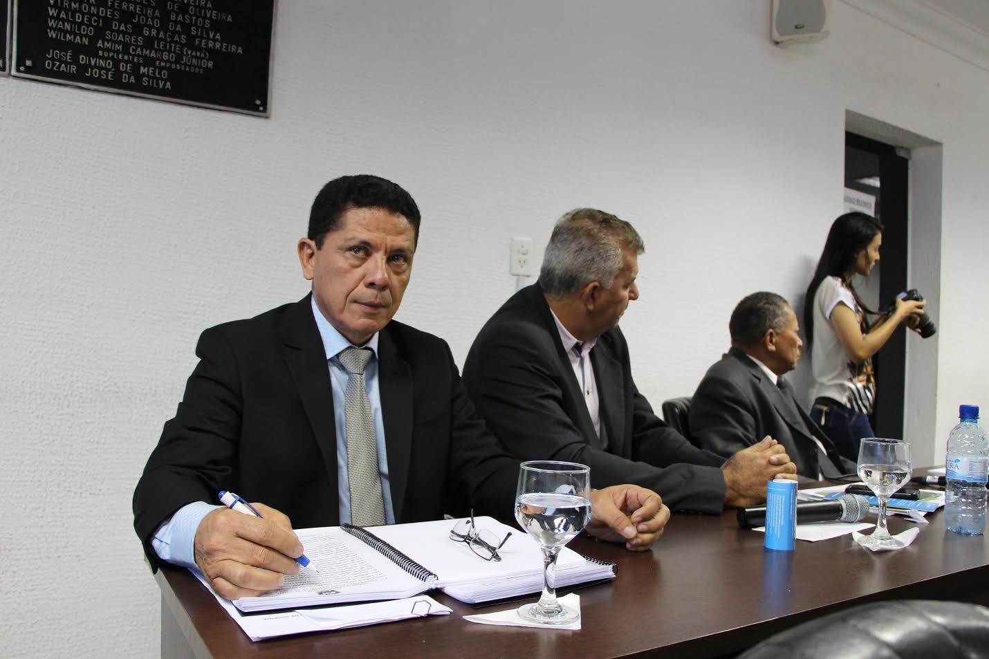Vereador Nascimento (DEM) | Foto: Reprodução