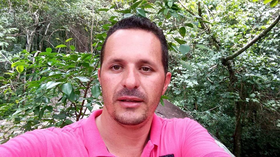 Jovane Martins, 37 anos, está desaparecido desde a última segunda-feira, 11 | Foto: Arquivo Pessoal