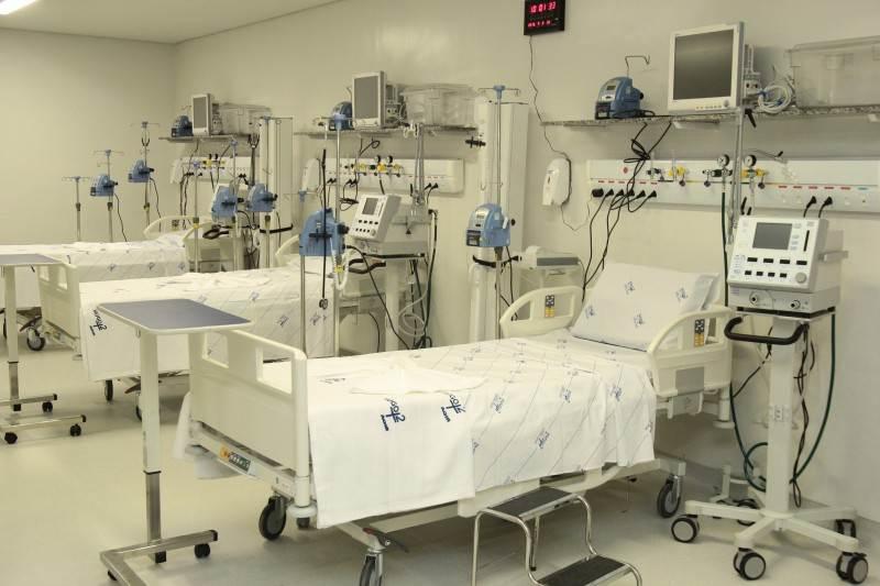 Leitos de Saúde em Goiás aumentaram   Foto: Reprodução