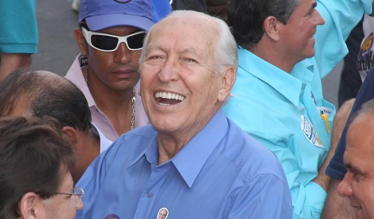 Ex-prefeito de Goiânia Nion Albernaz | Foto: Reprodução