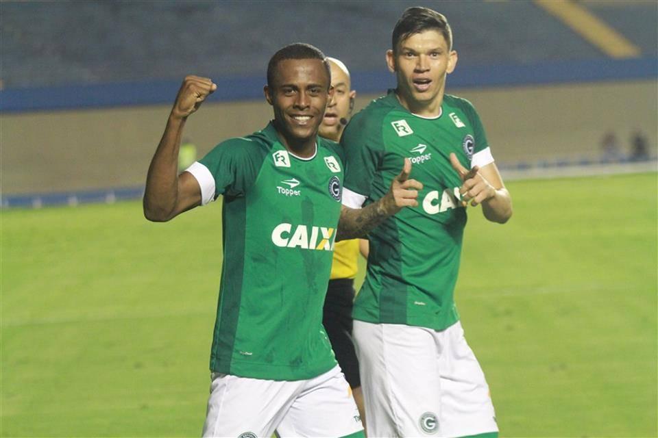 Atacante é cobiçado pelo futebol europeu | Foto: Rosiron Rodrigues / Goiás EC