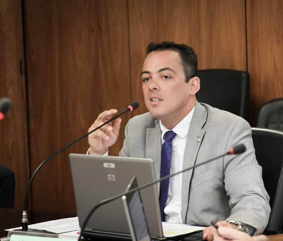 Secretário de Políticas Públicas de Emprego do Ministério do Trabalho Leonardo Arantes   Foto: Acervo Pessoal