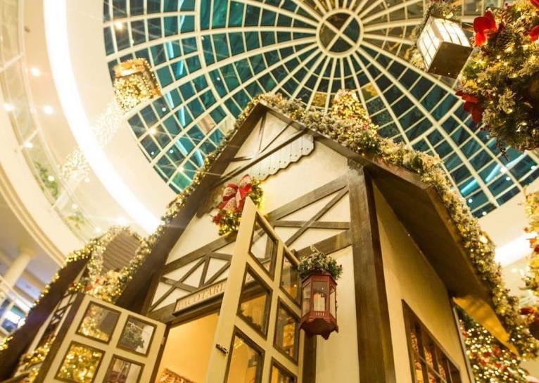Decoração de Natal 2017 do Flamboyant já chegou a Goiânia   Foto: Divulgação