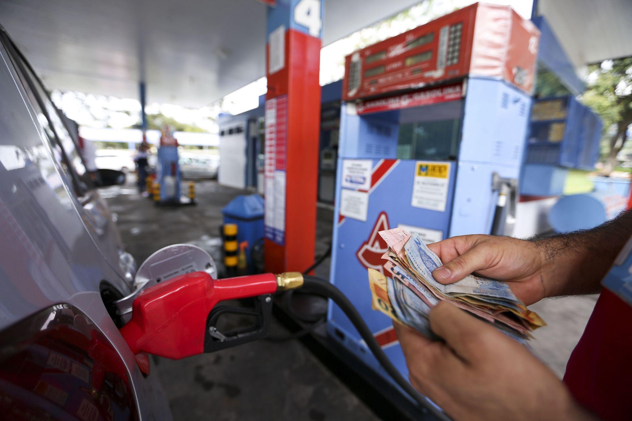 Preço dos combustíveis em Goiânia é alvo de projeto do MP | Foto: Marcelo Camargo / Agência Brasil