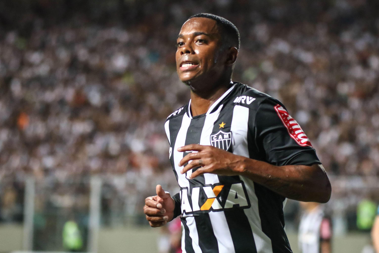 Robinho está atualmente no Atlético de Minas Gerais | Foto: Bruno Cantini/Atlético MG