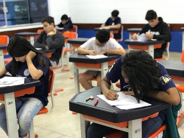 Alunos de qualquer escola podem se inscrever para o Simuladão | Foto: Divulgação