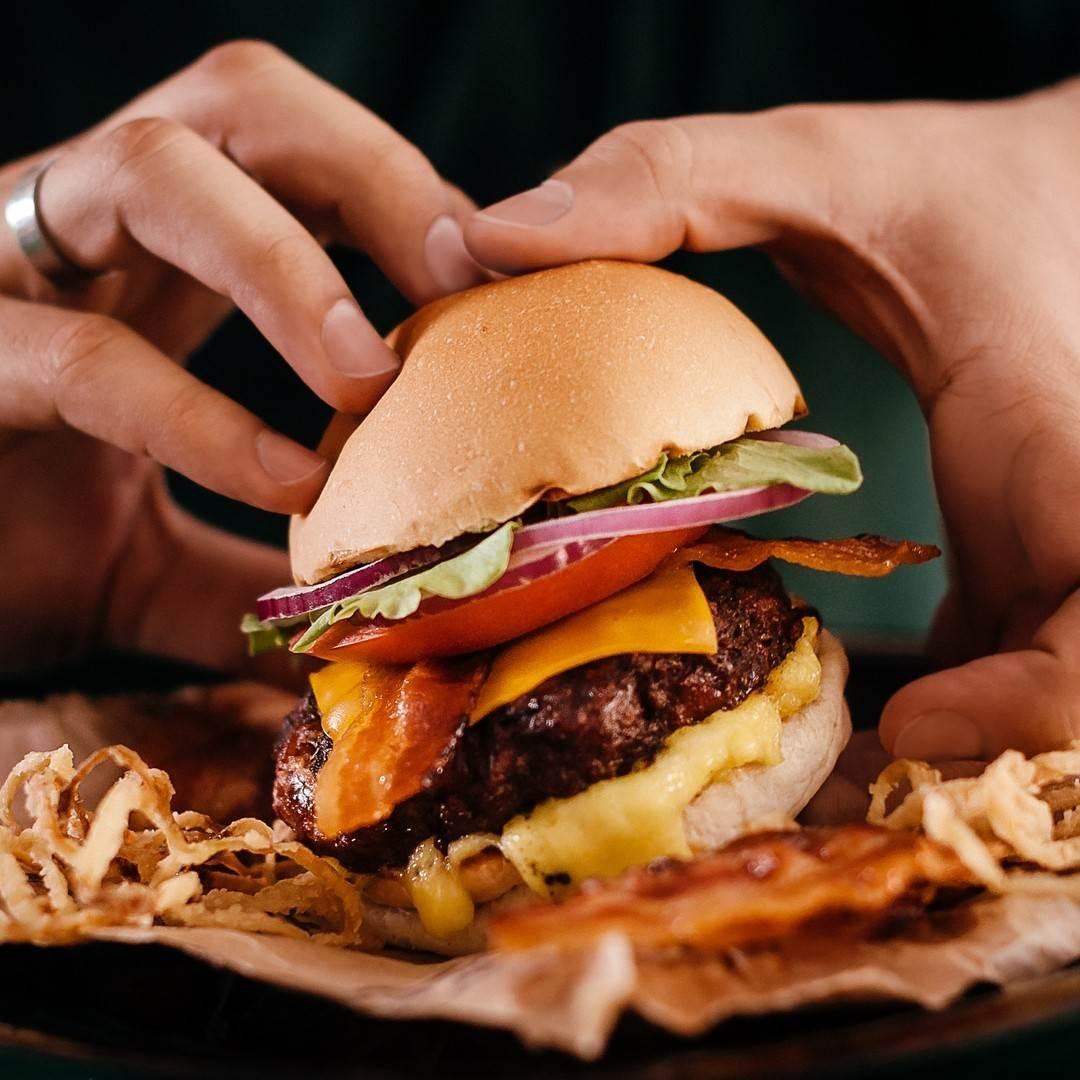 Studio Burger é eleito pela revista Veja o Melhor Hambúrguer de Goiânia | Foto: Divulgação