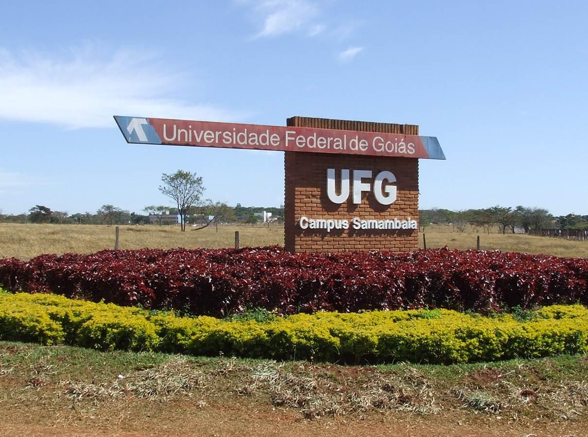 UFG celebra 57 anos de existência em dezembro de 2017 | Foto: Divulgação