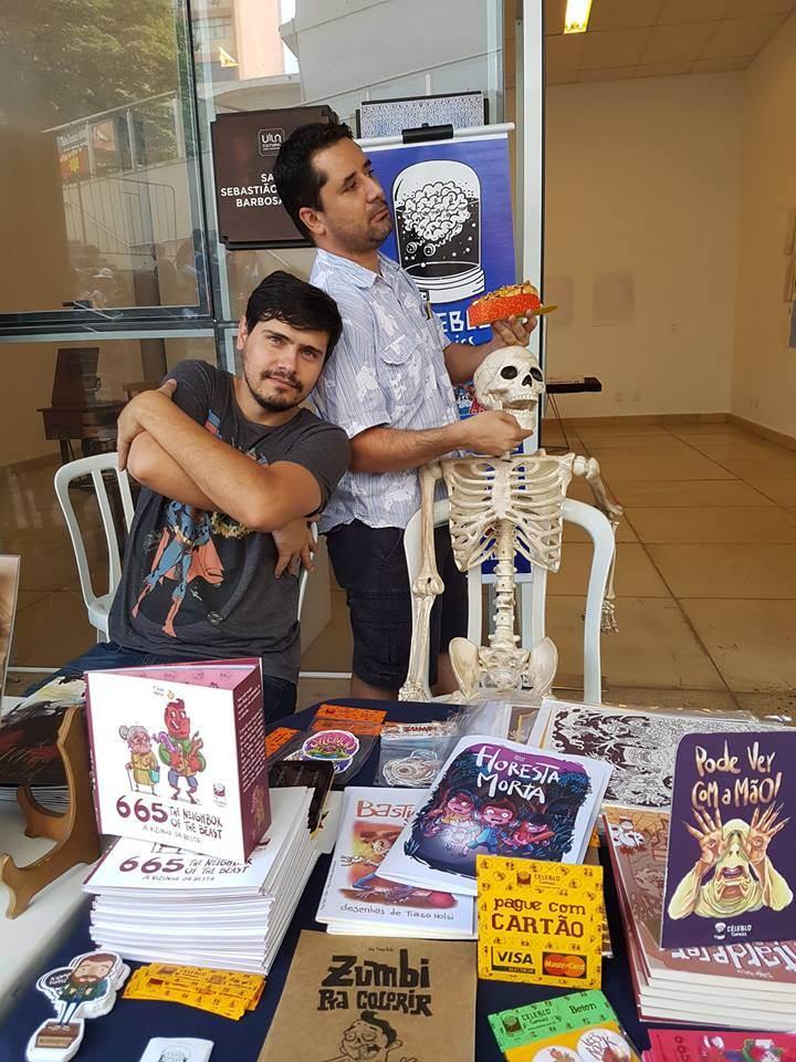 Francisco Costa e Tiago Holsi | Foto: Divulgação