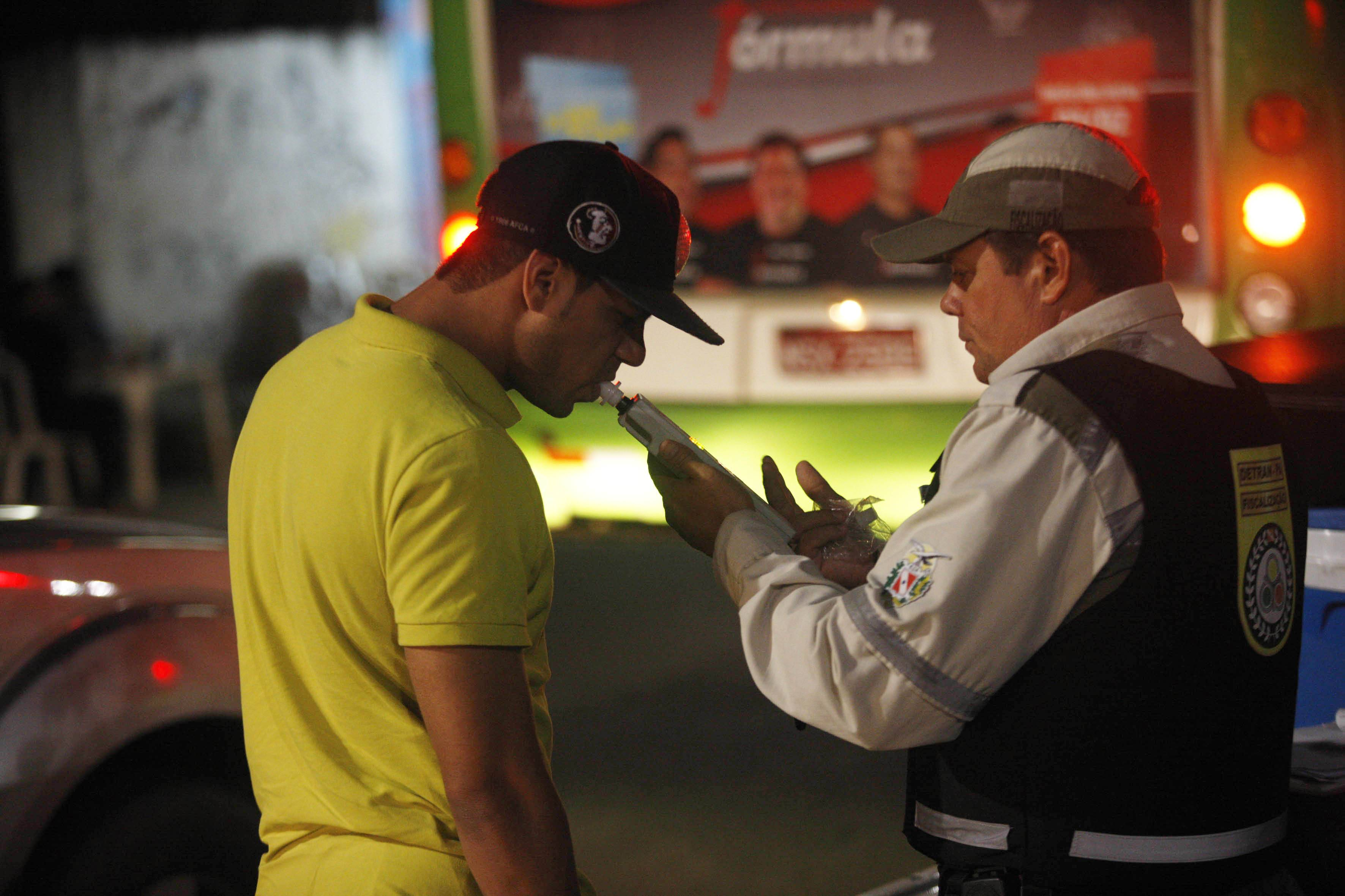 Operação Lei Seca   Foto: Rodolfo Oliveira/ Agência Pará
