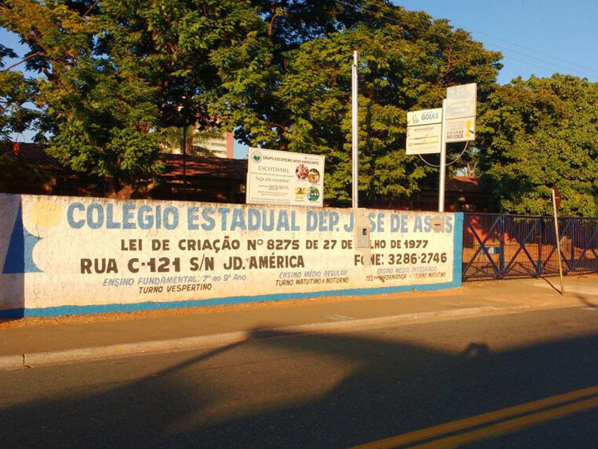 Colégio Estadual Deputado José De Assis | Foto: Divulgação