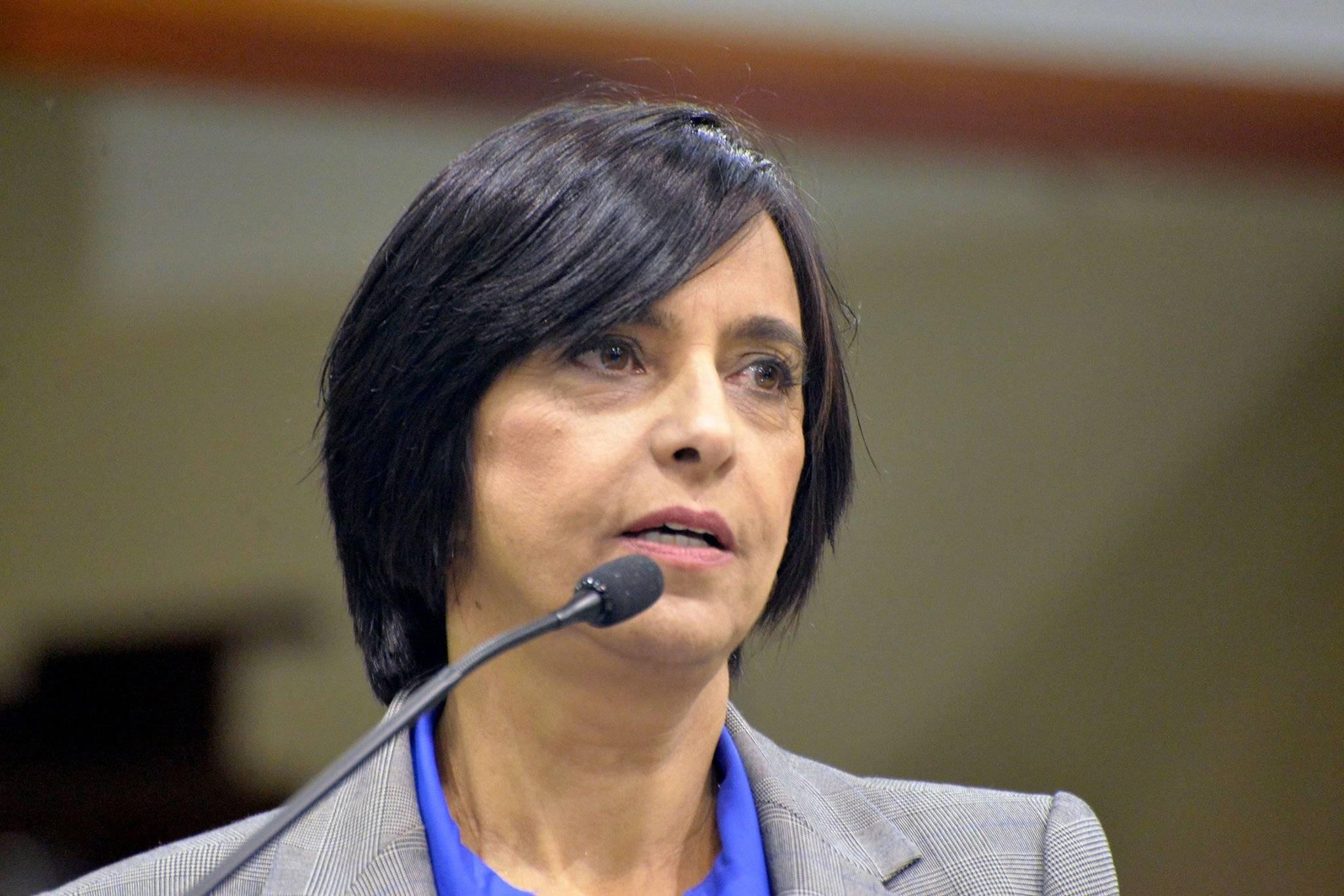 Deputada estadual Isaura Lemos (PCdoB) | Foto: Alego