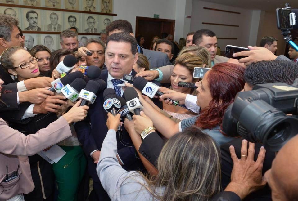 Governador de Goiás Marconi Perillo (PSDB)   Foto: Carlos Costa