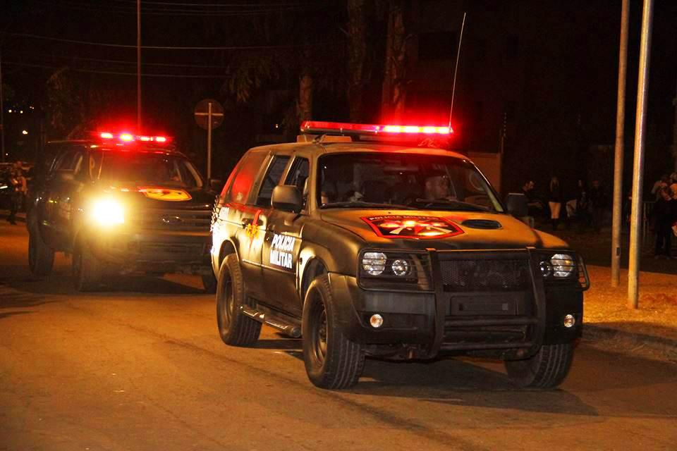 PM e ex-vigilante são presos em Goiânia após extorquirem familiares de traficante | Foto: Reprodução/ CPE
