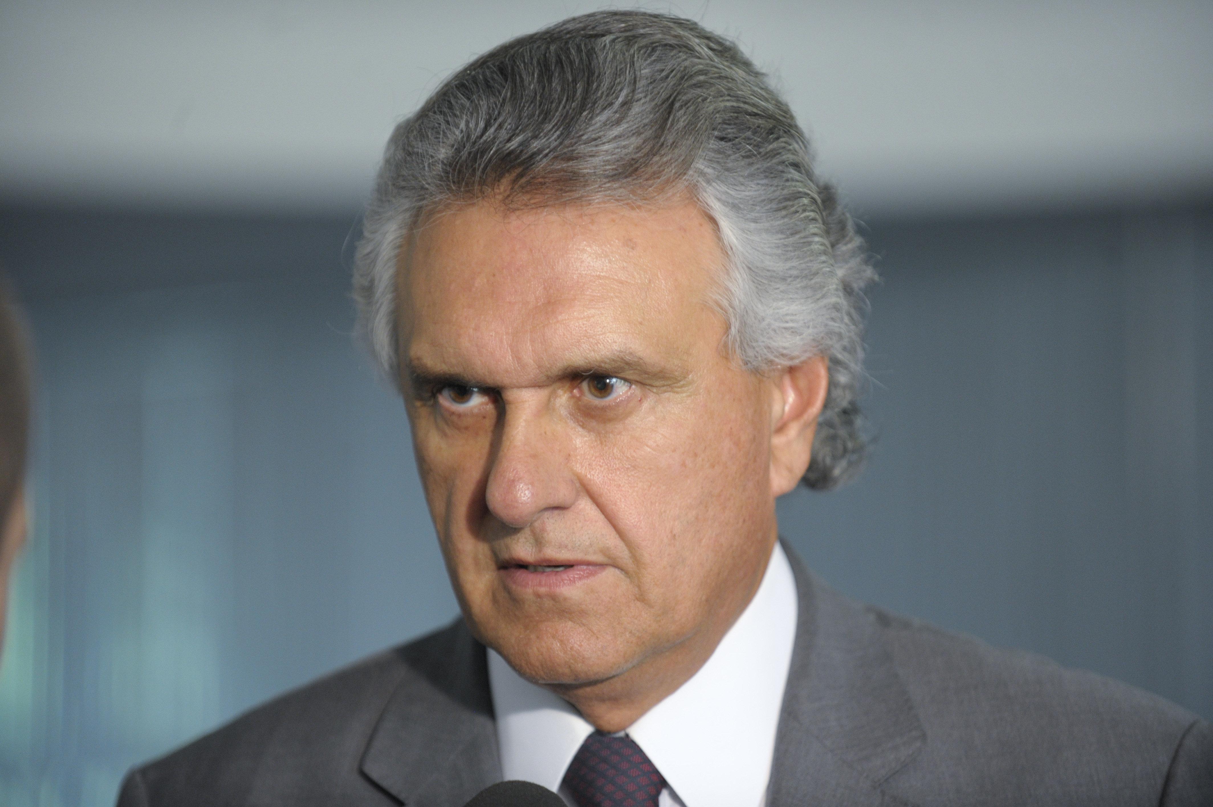 Senador Ronaldo Caiado (DEM-GO) | Foto: Jefferson Rudy/ Agência Senado