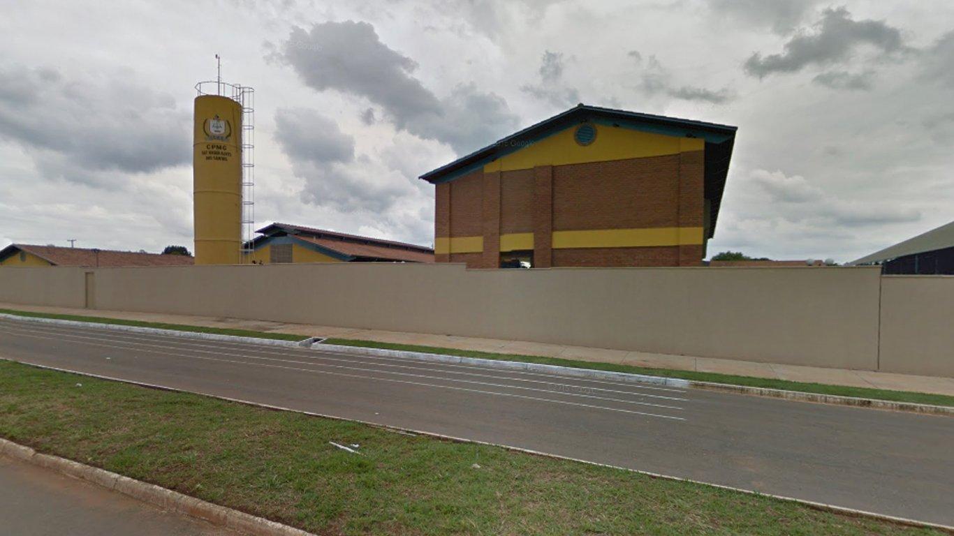 Colégio Da Polícia Militar Unidade Nader Alves Dos Santos | Foto: Google Maps