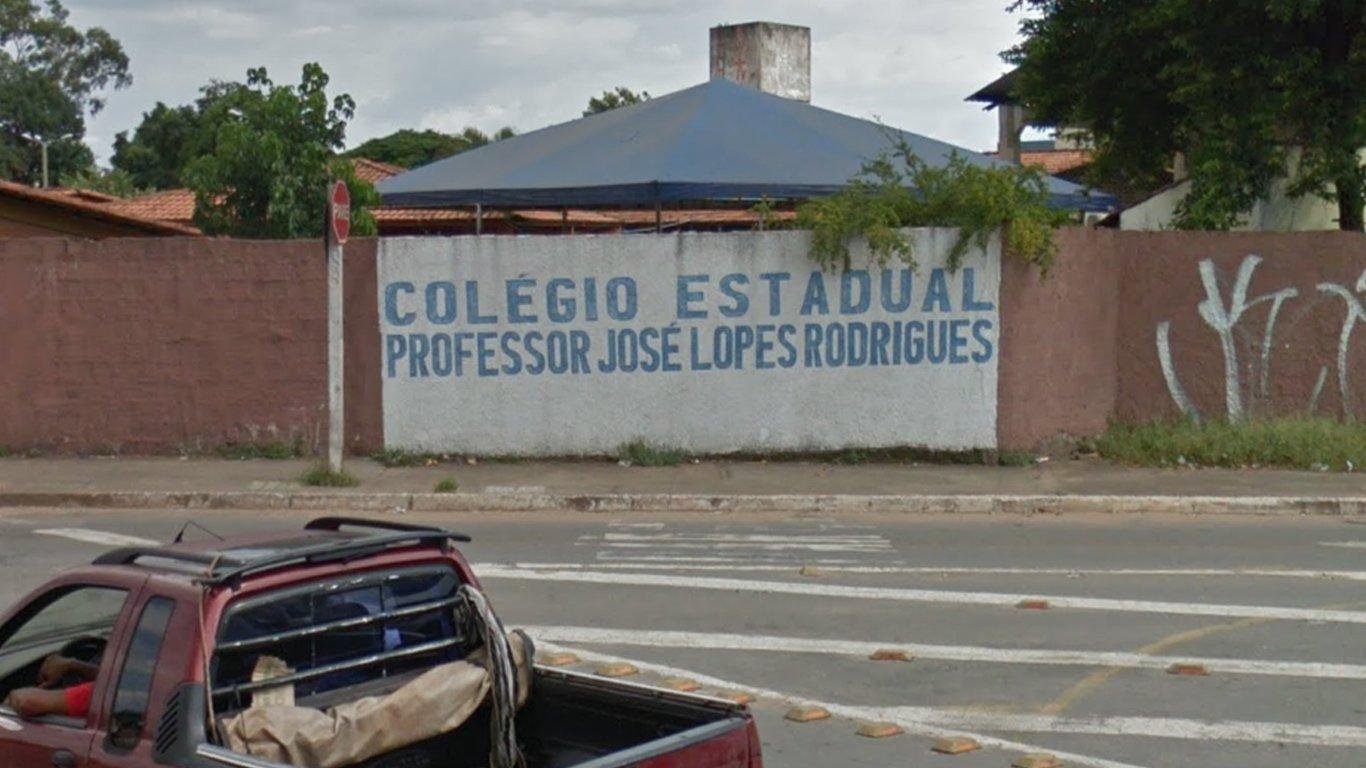 Colégio Estadual Professor José Lopes Rodrigues | Foto: Google Maps