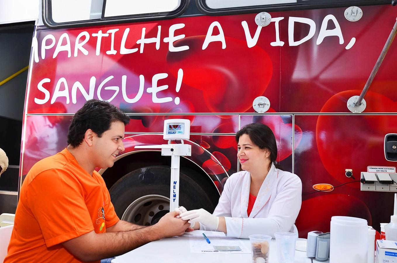 Hemocentro leva unidade móvel para o Jardim América nesta sexta, 26 | Foto: Reprodução