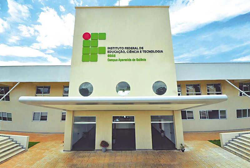 IFG Aparecida abre processo seletivo para professor   Foto: Divulgação