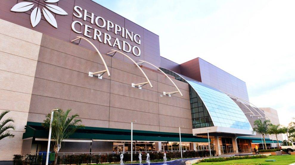 Estação Turma da Mônica ficará disponível noprimeiro piso do Shopping Cerrado | Foto: Luciana Moreira David