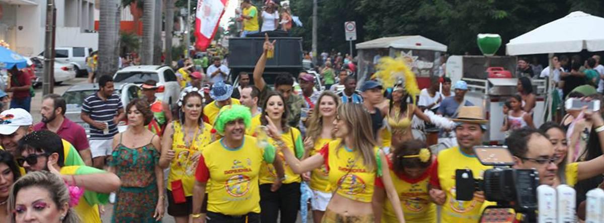 Bloco da Imprensa | Foto: Divulgação