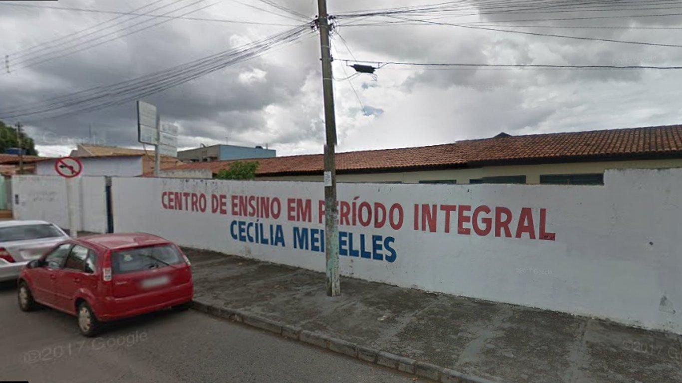 Colégio Estadual Cecília Meirelles | Foto: Google Maps