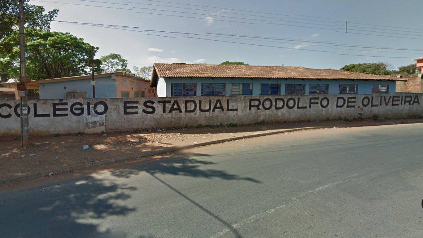Colégio Estadual Rodolfo De Oliveira | Foto: Google Maps