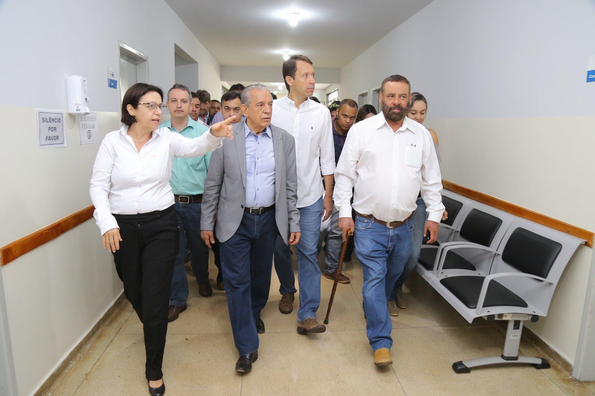 Secretária Municipal de Saúde de Goiânia (SMS) e cirurgiã oncologista Fátima Mrué   Foto: Reprodução