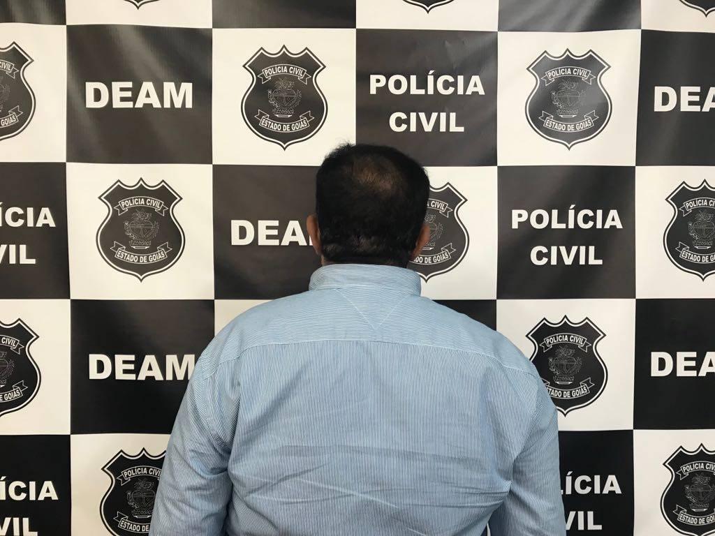 Ginecologista é preso por abuso em Goiânia após denúncia de três mulheres  | Foto: Divulgação / Polícia Civil