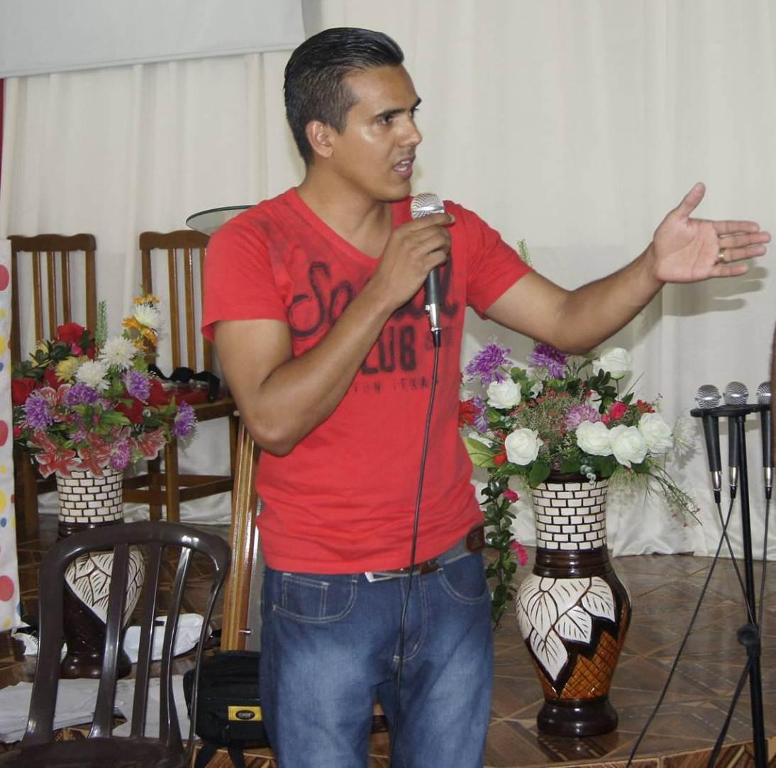 Jornalista e líder comunitário Isac Ayres | Foto: Acervo Pessoal