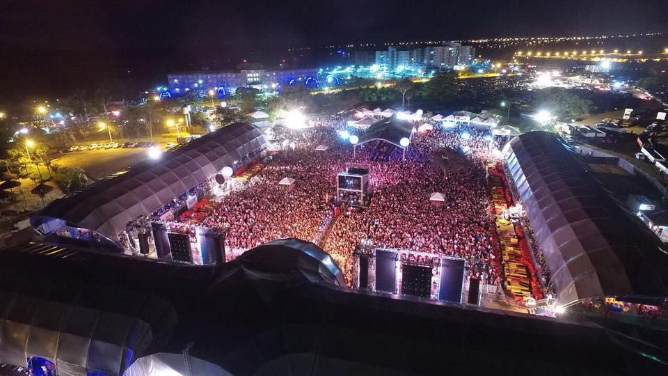 Caldas Novas recebe festival Verão Sertanejo 2018 | Foto: Divulgação