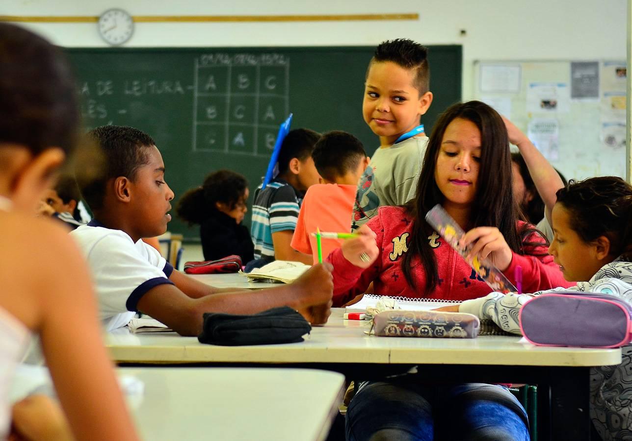 Na volta às aulas, escola não pode se recusar a matricular aluno que deve mensalidades passadas | Foto: Rovena Rosa/Agência Brasil