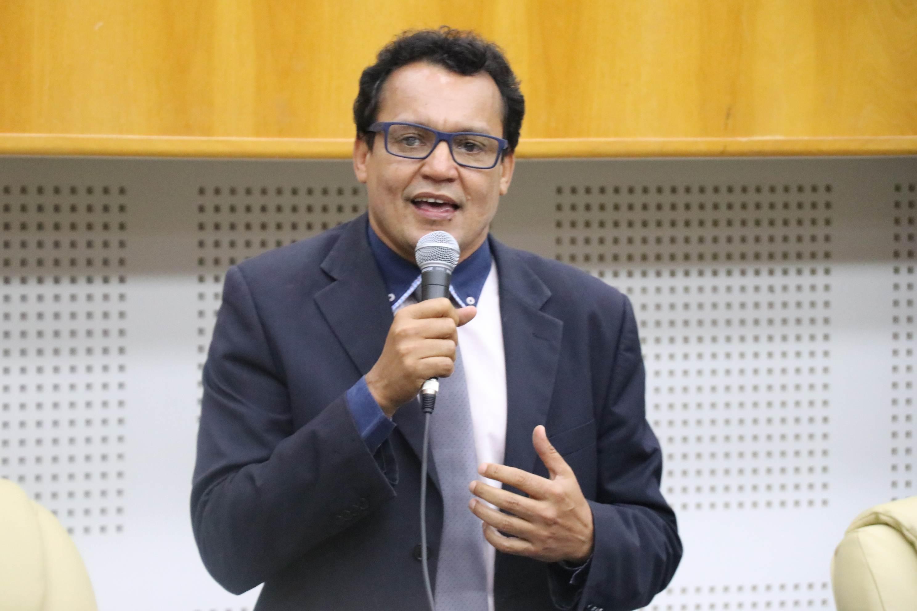 vereador Felizberto Tavares (PR)   Foto: Câmara